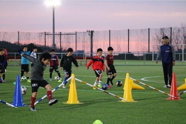 金沢大学SOLTILO FIELD | サッカースクール風景